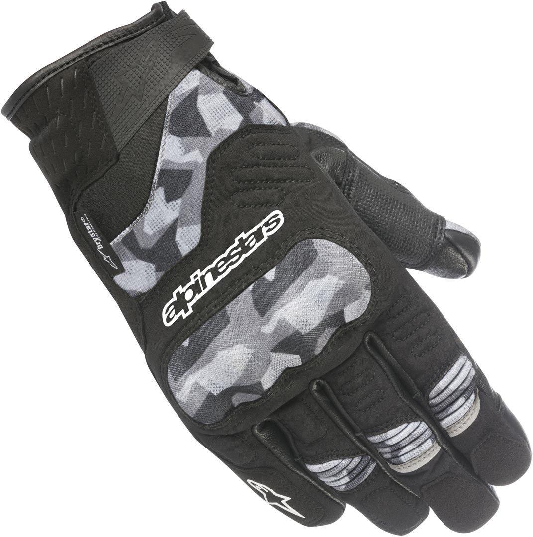 Alpinestars C-30 Drystar Gloves XX-Large Black//Camo
