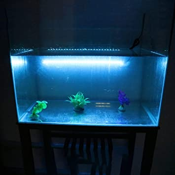 Super Brightness 5050 RGB LED Lámpara sumergible para tanque de ...