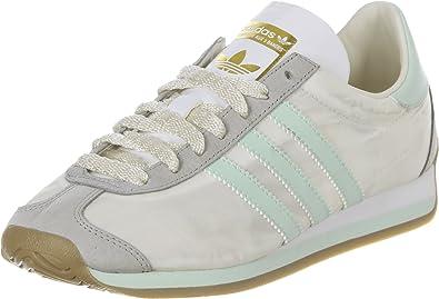 sports shoes 4abe5 0a8e4 Adidas Country OG W Damen Sneaker EU 36 23UK 4 Weiss