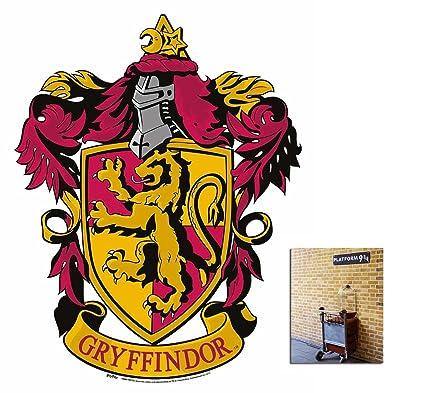 Harry potter gryffindor. Amazon com fan pack