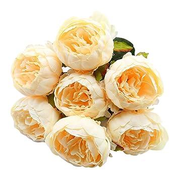 Happy Event Unechte Blumen Kunstliche Deko Blumen Gefalschte