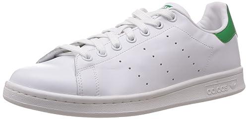 Adidas Originals Stan Smith - Zapatillas, Unisex, Color Weiß, Talla única: Amazon.es: Zapatos y complementos