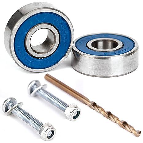 Limpiaparabrisas – Limpiaparabrisas Gest aenge Juego de reparación bola de plata de rodamientos