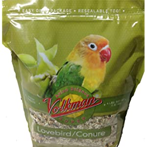 Volkman Avian Science Lovebird Seed