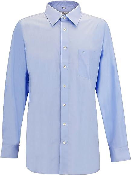 Arrivee 3XL - Camiseta de manga larga (talla 47/48), color azul claro: Amazon.es: Ropa y accesorios