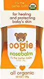 Oogie nosebalm - Hydrate, Repair and Nourish Baby's Nose, face, Lips and Body, Cold Pressed, 100% Certified Organic Ingredients - 1oz (29g) Ointment, Stick
