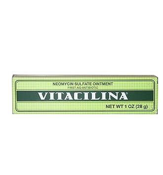 Vitacilina 28 grams - Antibiotico en Unguento (Pack of 1)