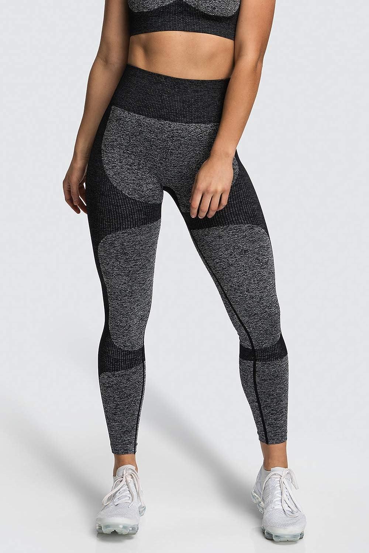 release date promo code 100% original MOYOOGA Womens High Waisted Impact Seamless Leggings Workout Tight Yoga  Pants