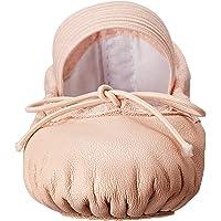 BLOCH Dance Dansoft Zapatillas de Ballet de Piel con Suela Completa para niña