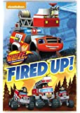 Blaze And The Monster Machines: Fired Up! [DVD]