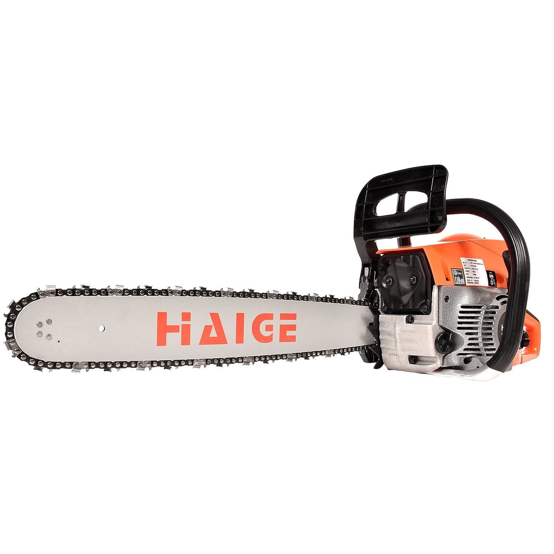 HAIGE チェーンソー チェンソー 20インチ(50cm)