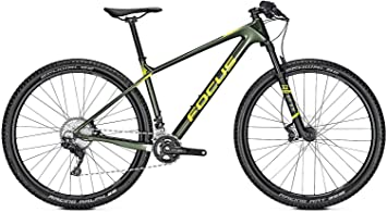 Focus Raven 8.7 29R Cross Mountain Bike 2019, Color Verde ...