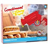 Condiment Gun Picnic Party Great for Barbecue. Ketchup, Mustard or Sauce