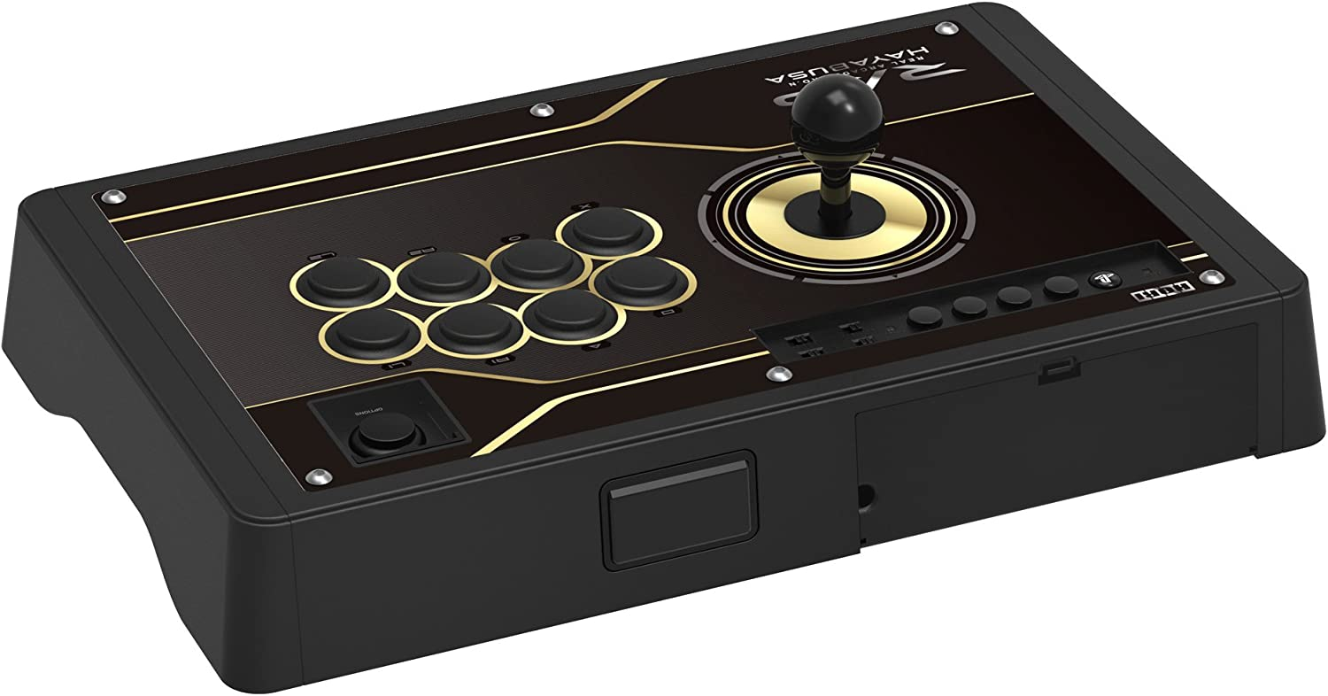 HORI REAL ARCADE PRO.N HAYABUSA (PS4/PS3/PC) OFICIAL: Amazon.es: Videojuegos
