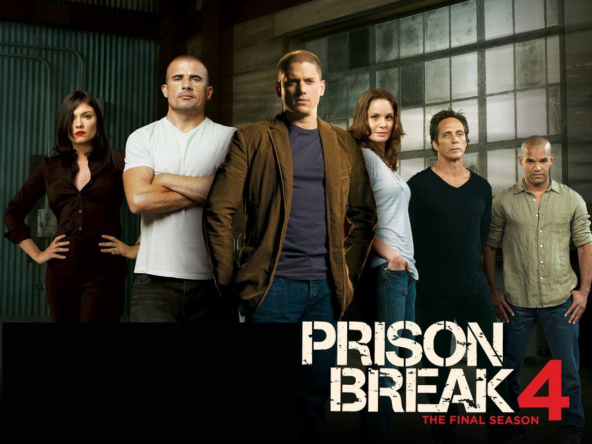 Amazonde Prison Break Staffel 4 Dtov Ansehen Prime Video