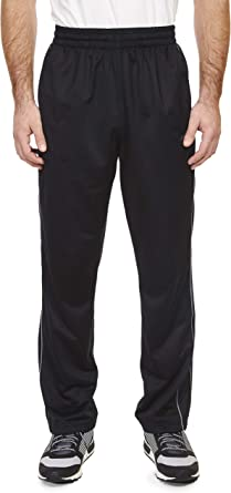 Spalding Mens Essential Tricot Throwback Track Pant