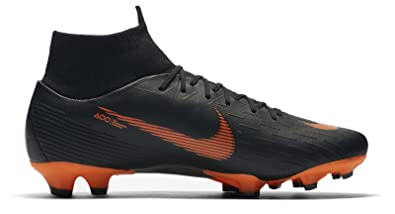 new product c8480 bea4a Nike Mercurial Superfly VI Pro FG, Chaussures de Football Homme, Noir  Schwarz, 39