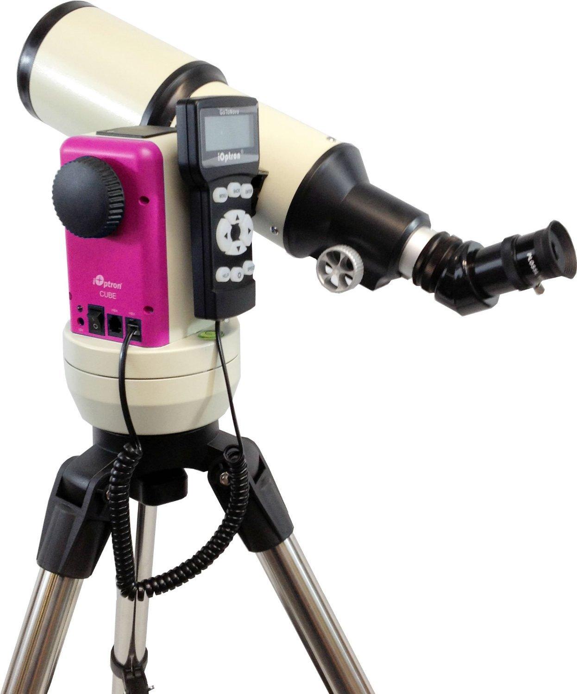 iOptron SmartStar-G-R80 8802P GPS Telescope (Pulsar Purple) by Smartstar