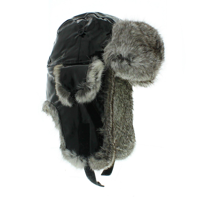 Votrechapeau-Chapka impermeabile-Cappello pelliccia di coniglio, Nikolai