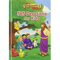 The Beginner's Bible 365 Devotions for Kids