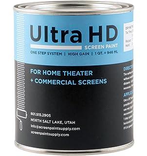 ultra hd premium screen paint quart