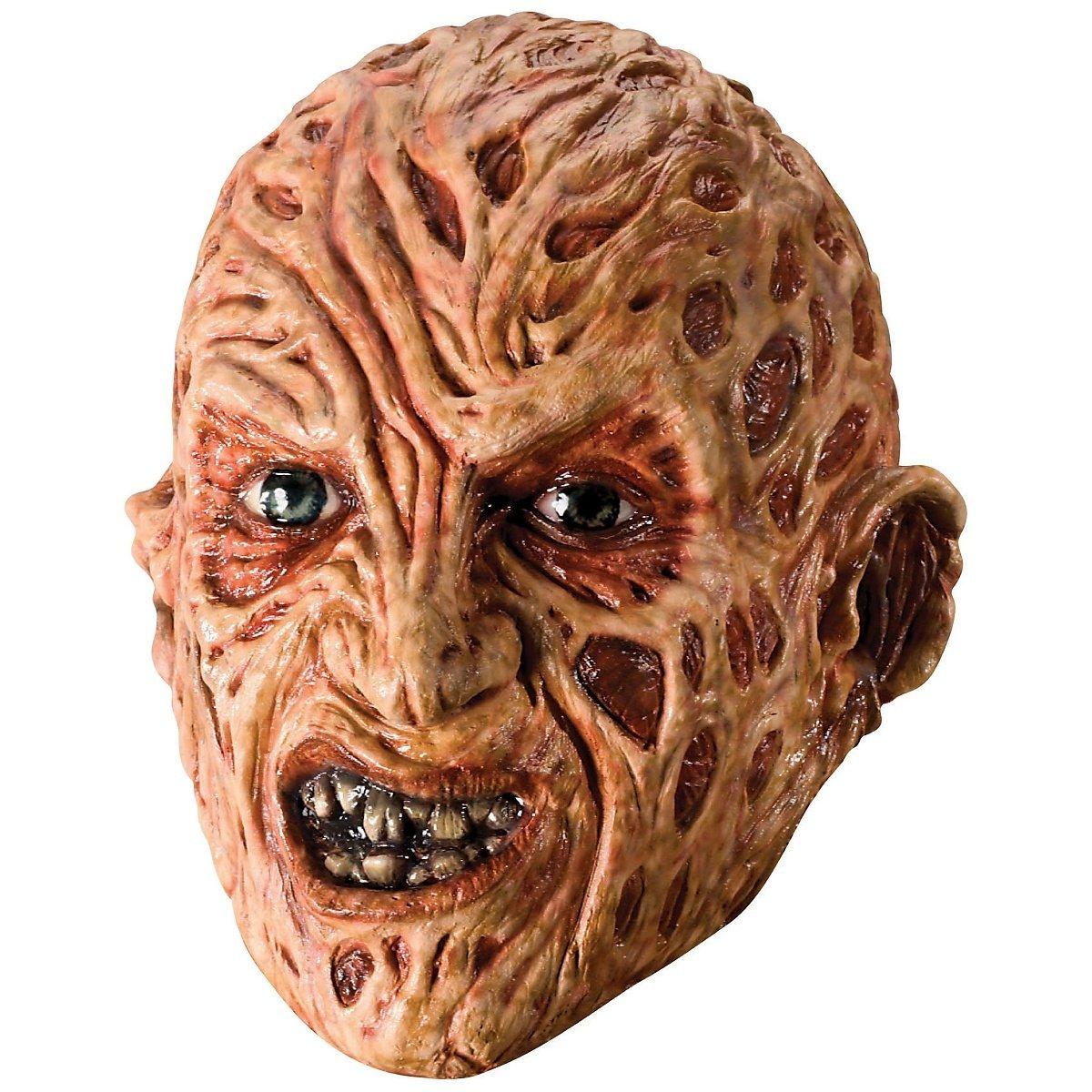 Freddy Krueger 3/4 Mask Costume Accessory Morris Costumes FBA_RU4167
