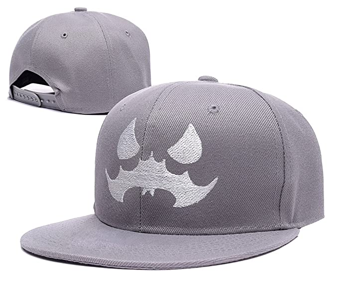Watson Scarecrow Symbol Batman Logo Adjustable Snapback Embroidery