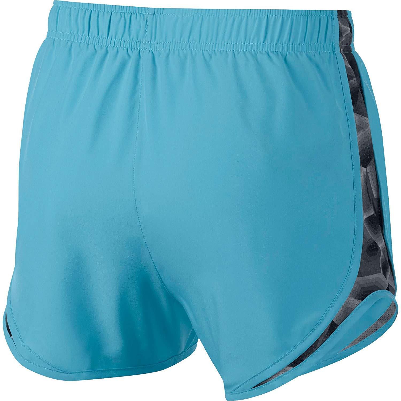 d93f8e061331 Amazon.com : Nike Women's 3'' Dry Tempo Running Shorts(Polarized Blue/ Stealth/Wg, XL) : Clothing