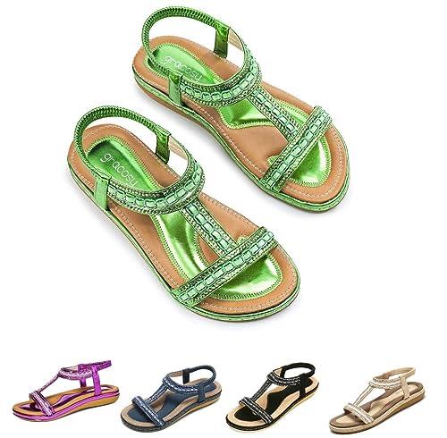 Chaussures et Sacs Chaussures femme Chaussures Été Tongs Nu