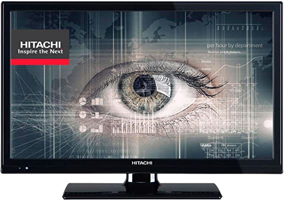 TV LED 22´´ HITACHI 22HBC06 FULL HD,HDMI,USB· (no enviamos a las islas baleares,melilla,ceuta): Amazon.es: Electrónica