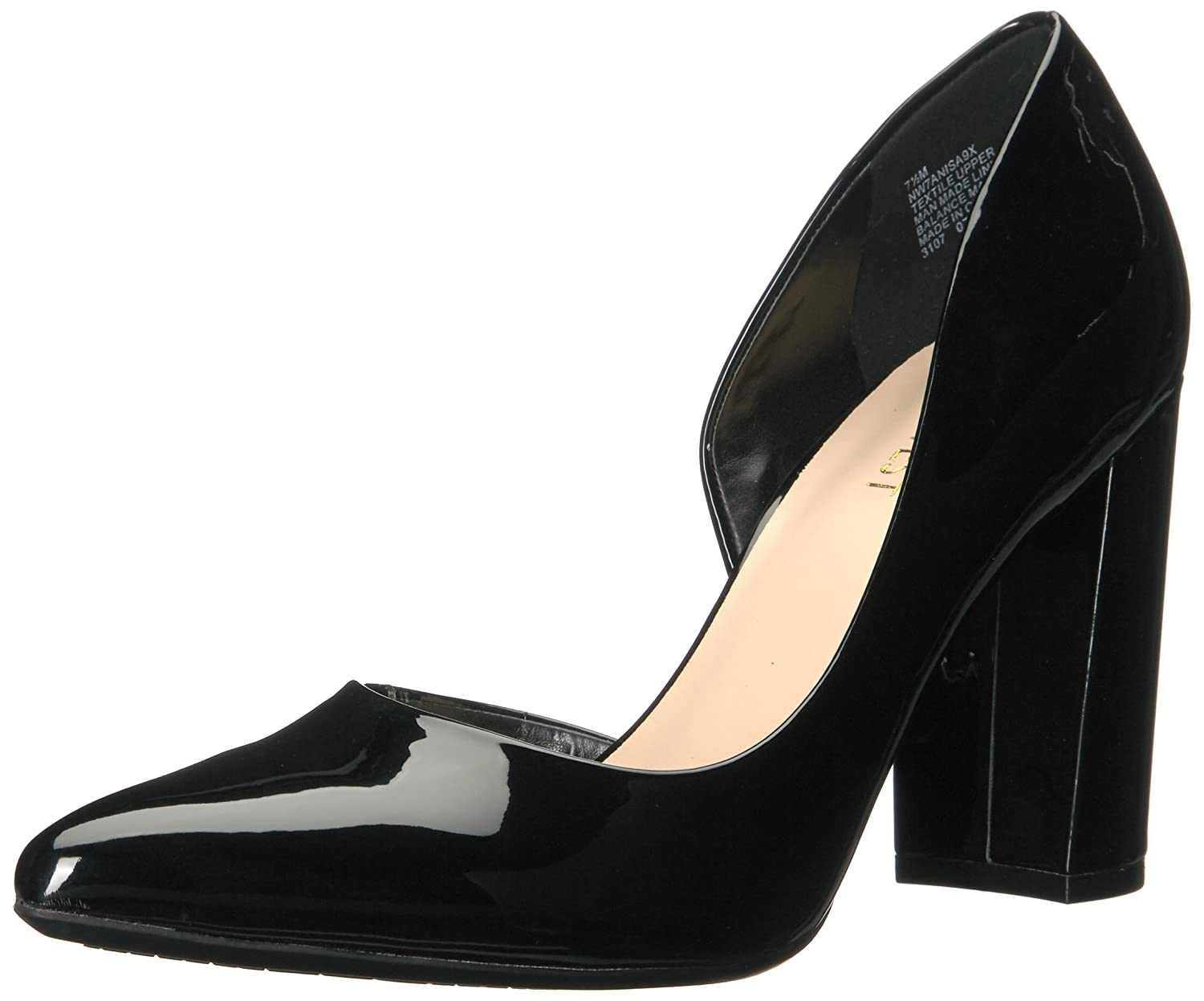 1a7dd95524b Nine West Women s ANISA9X Synthetic Pump