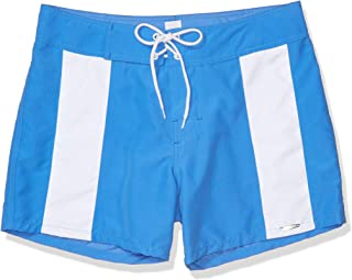 product image for Sauvage Men's Boardwalk Side Stripe Swim Trunk