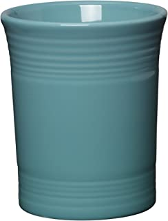 product image for Fiesta 6-5/8-Inch Utensil Crock, Turquoise