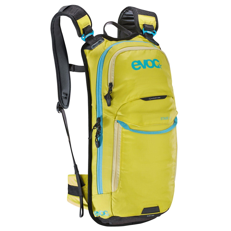 Evoc Stage Bike Backpack, 44 cm, 6 Litres, Sulphur   B01LY47IIH