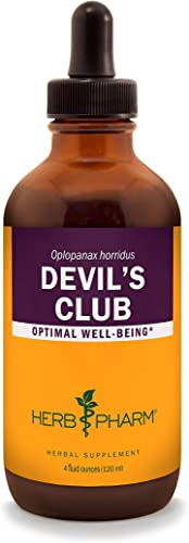 Herb Pharm Devil s Club Liquid Extract – 4 Ounce