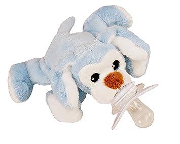 Amazon.com: Paci plushies- P-nut la, diseño de perrito ...