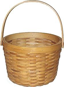 Vintiquewise(TM) Small Chip Apple Picking Basket