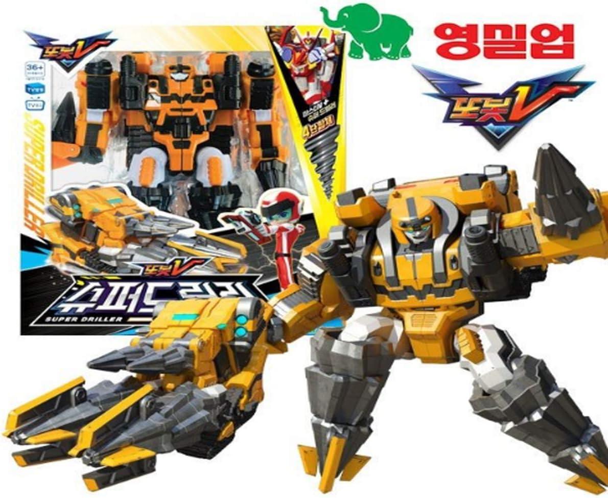 TobotV Bigtrail robot //transformer//Figures