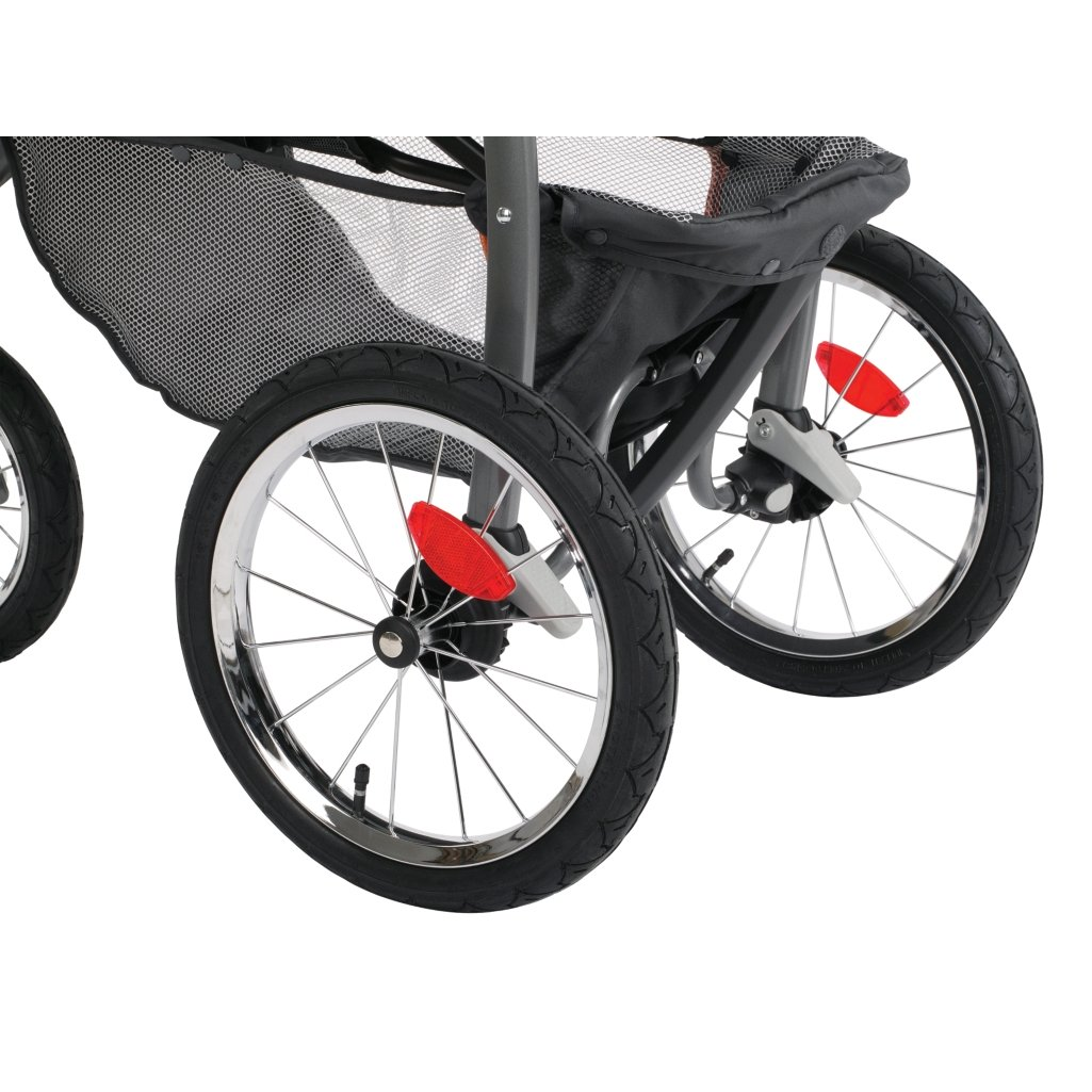 Graco FastAction Fold Jogger Click Connect Travel System, Gotham (Discontinued by Manufacturer) by Graco (Image #7)
