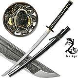 Masahiro MAZ-401 Damascus Sword of The Serpent