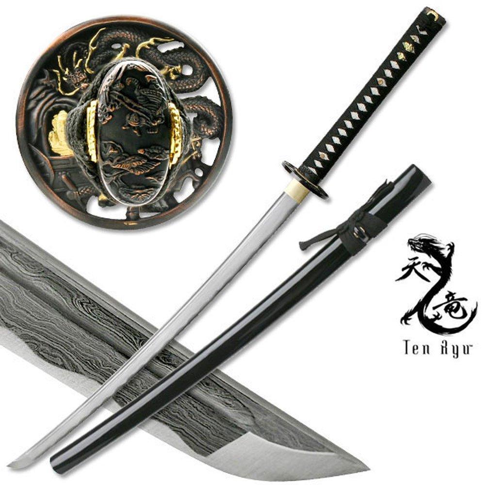 Masahiro MAZ-401 Damascus Sword of The Serpent (B007998X4K)