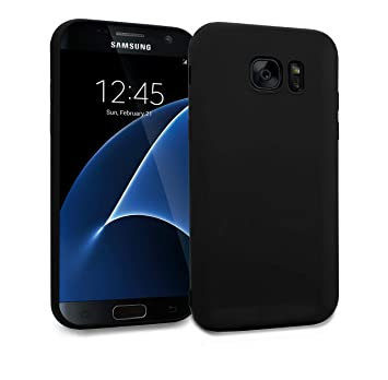 MyGadget Funda Slim para Samsung Galaxy S7 Edge Soft Ultra Delgada ...