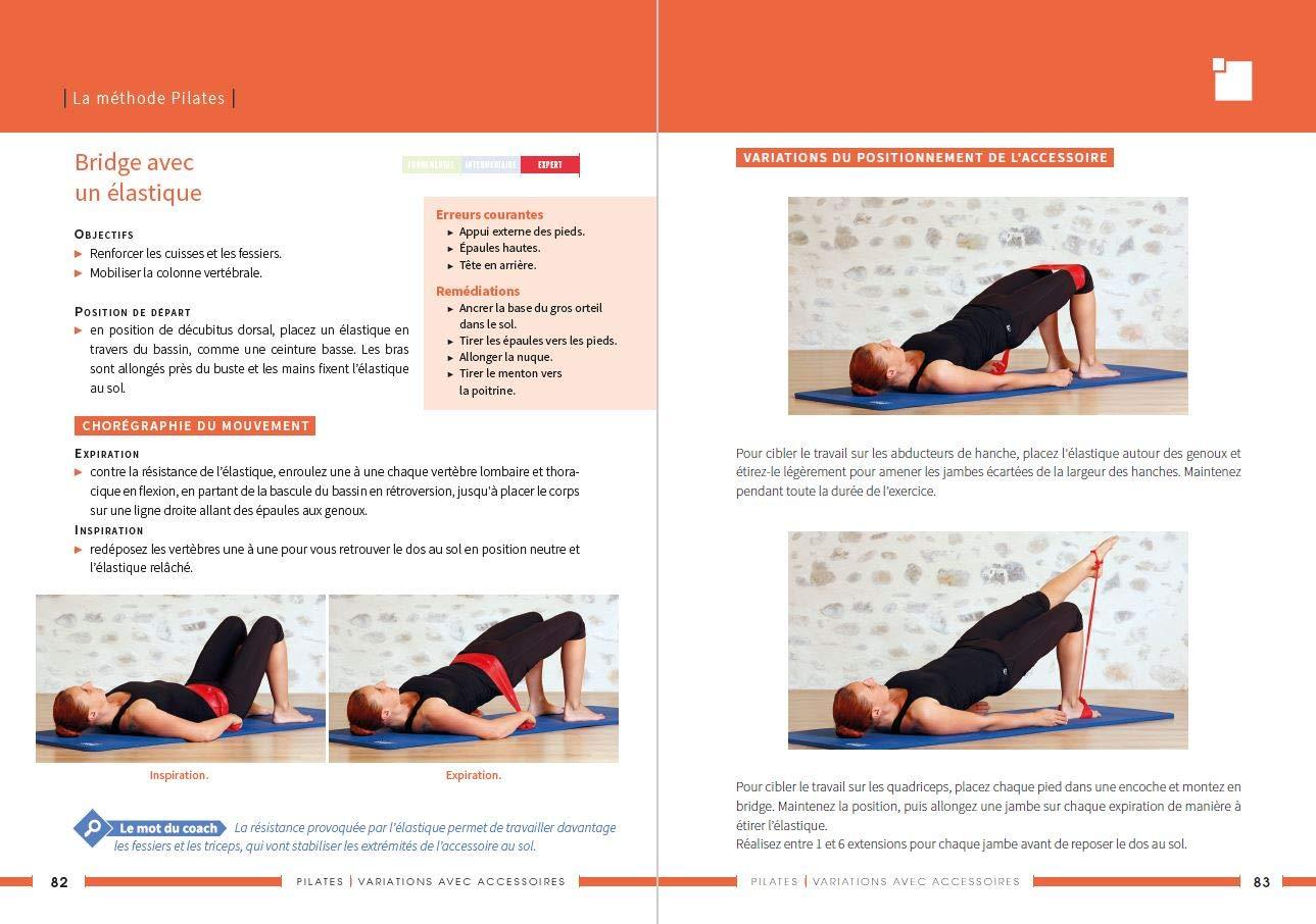 Pilates : Variations avec accessoires. Santé, bien-être ...