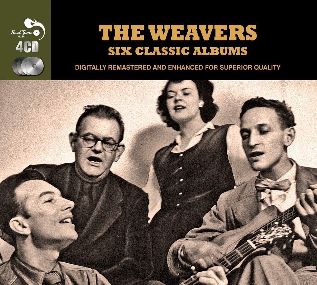Amazon | 6 CLASSIC ALBUMS | WEAVERS | 輸入盤 | 音楽