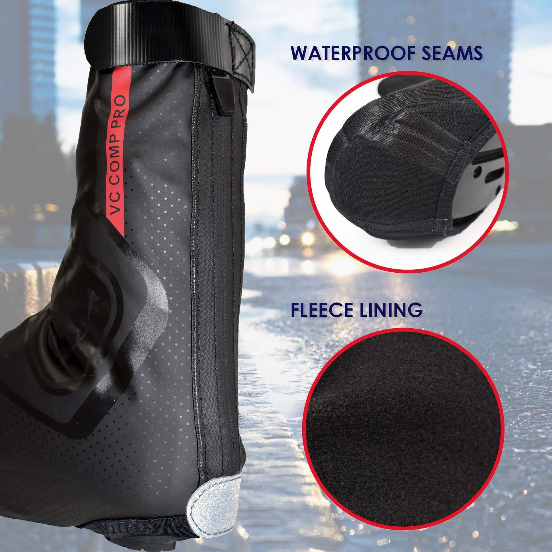 VeloChampion Cubrezapatillas Impermeables VC Comp Pro Waterproof