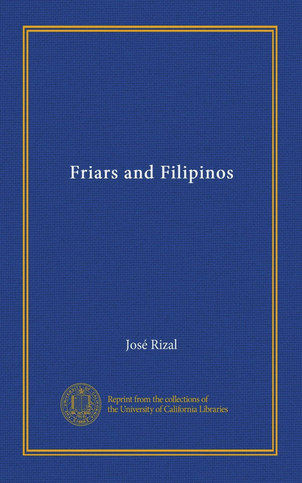 Download Friars and Filipinos ebook