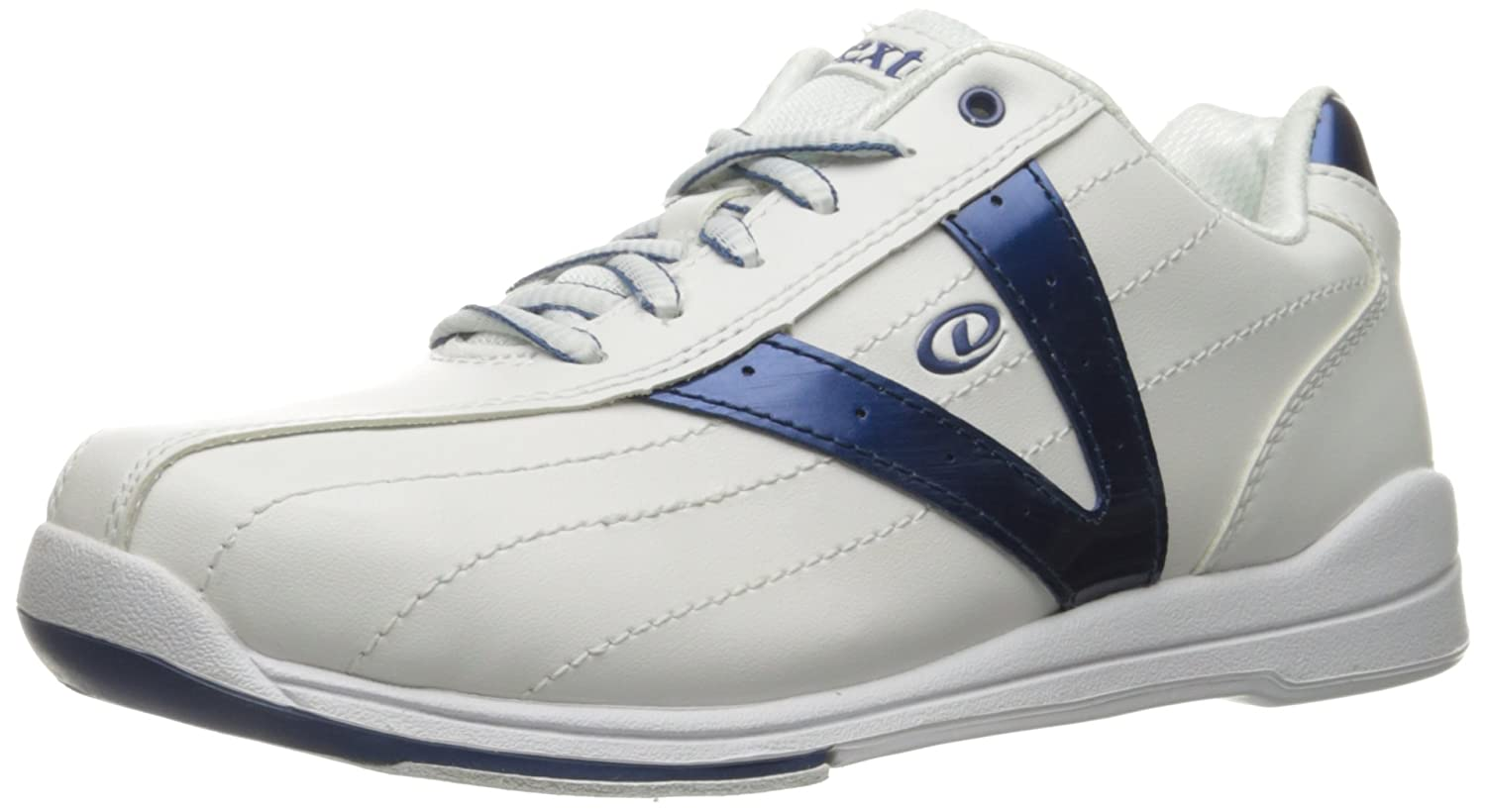 Dexter Vicky Bowling Shoes, White/Blue DEXT3 DX42608 100-P
