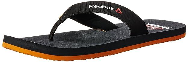 3cb56cc4e Reebok Men s Adventure Flip Flip-Flops and House Slippers Flip-Flops    Slippers