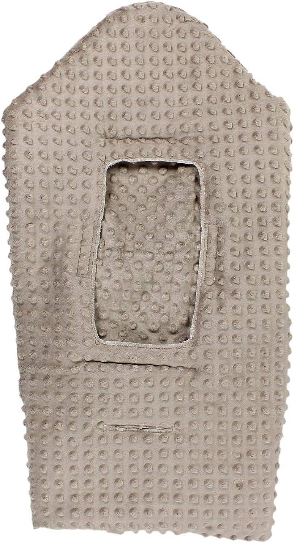 TupTam Couverture Enveloppante pour Si/ège Auto B/éb/é