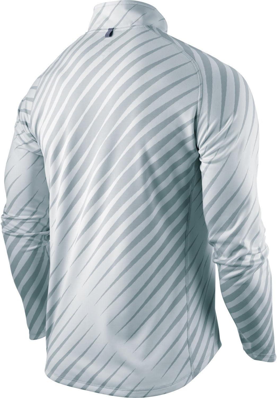 Nike Element Jacq Zip 451280 2 Homme Tee Shirt Manches
